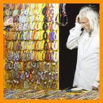 venditore di collane