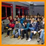 Studenti durante il Corso Fotografico