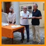 Premiazione Maurizio Pellistri