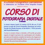 APERTE LE ISCRIZIONI PER IL 43° CORSO DI FOTOGRAFIA DIGITALE IN COLLABORAZIONE CON L'ACCADEMIA DI ARTE FOTOGRAFICA EUROPEA