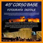APERTE LE ISCRIZIONI AL 45° CORSO DI FOTOGRAFIA DIGITALE